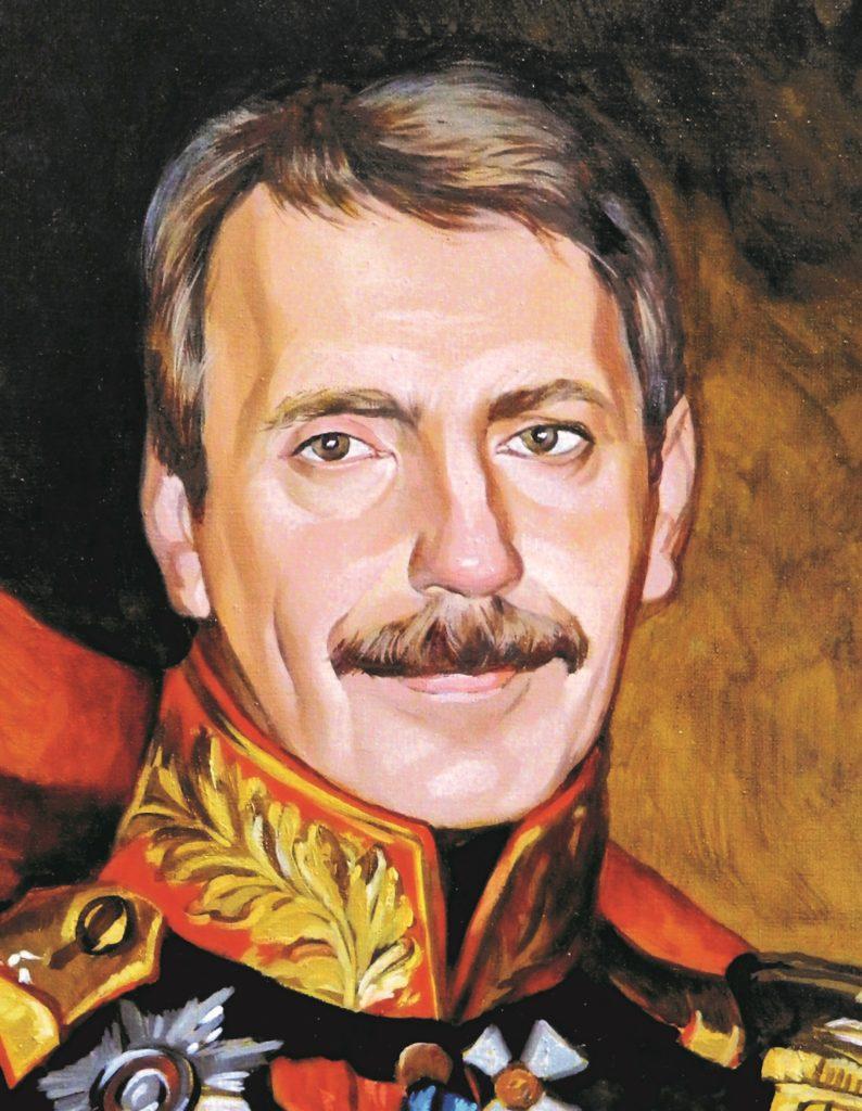 портрет маслом по фото Белгород