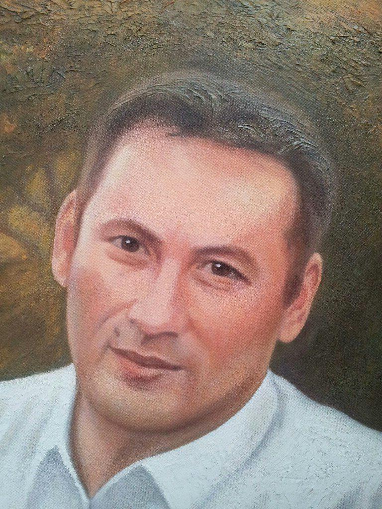где заказать семейный портрет маслом в Белгороде