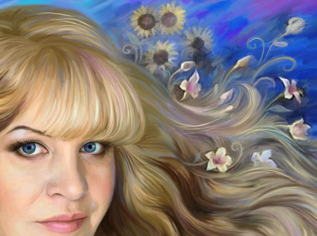 где заказать портрет на холсте в Белгороде
