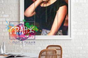 Картины на досках купить в стиле лофт Белгород